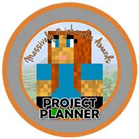072. Project Planner Award Icon