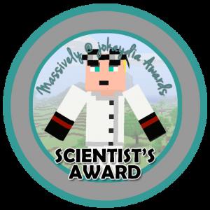 Scientist's Award