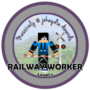 Railway Worker - Level 1