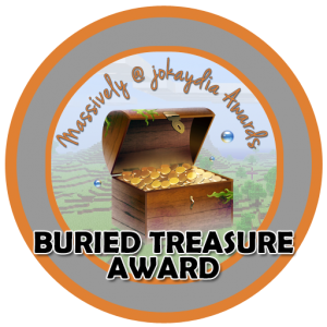 Buried Treasure Award