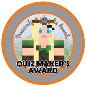 Quiz Maker's Award