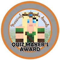 081. Quiz-Maker's Award