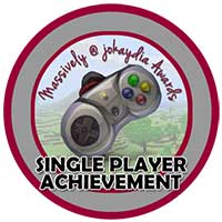 082. Single Player Achievement Award Icon