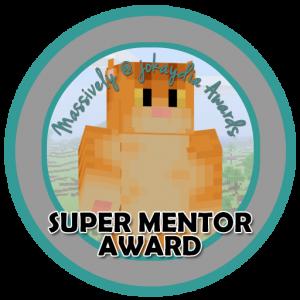 Super Mentor Award