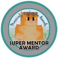 083. Super Mentor Award Icon