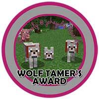 084. Wolf Tamer's Award Icon