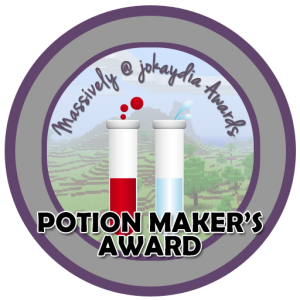 Potion Maker's Award