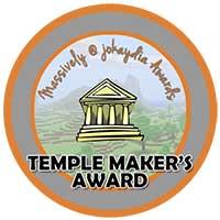 088. Temple Maker's Award Icon