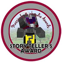 087. StoryTeller's Award Icon