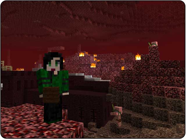 Our Worlds: Survival Nether