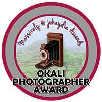 099. Okali Photographer Award Icon