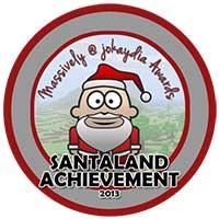 097. Santaland Achievement 2013 Icon
