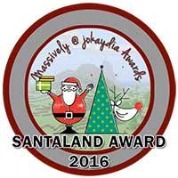 113. Santaland Award 2016 Icon