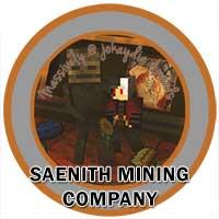 124. Saenith Mining Company Award Icon