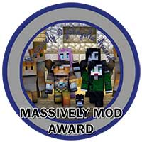 00!. Massively Moderator Award Icon