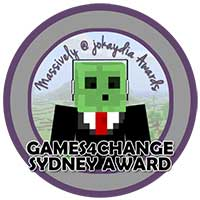 00!. Games4Change Sydney Award