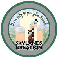 00!. Skylands Creation Award Icon