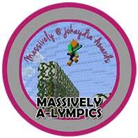 00!. Massively-a-lympics Award Icon