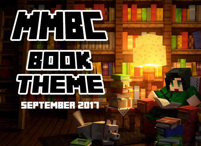 MMBC: Books! (September 2017)