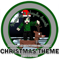 128. Massively Minecraft Build Competition – Christmas Theme – December 2017 Icon
